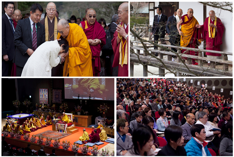 Japan-Tibet-2014-teachings