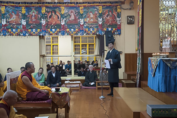 Tibet-Sikyong-2014-April-18