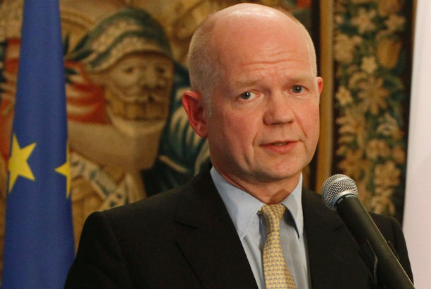 UK-secretary-William-Hague