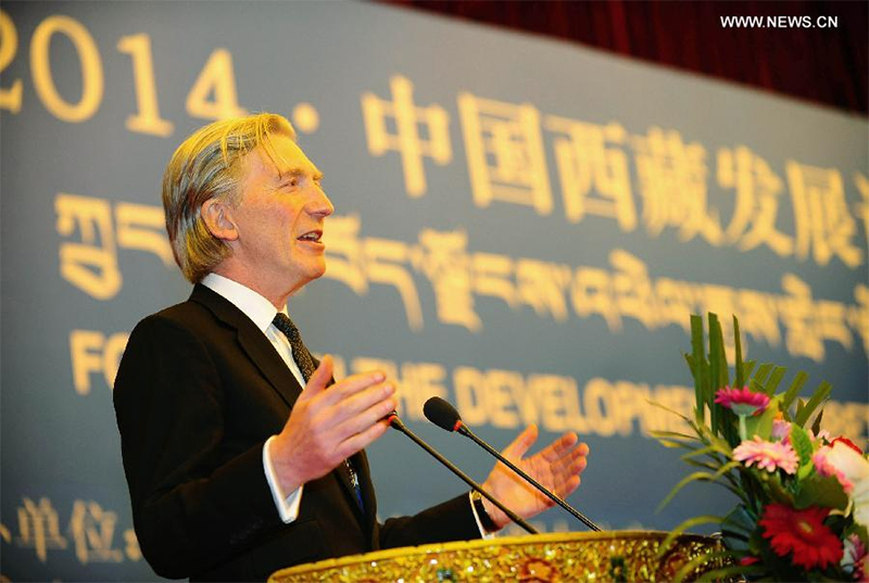 Tibet-Lord-Neil-Forbes-Davidson-pro-China-2014