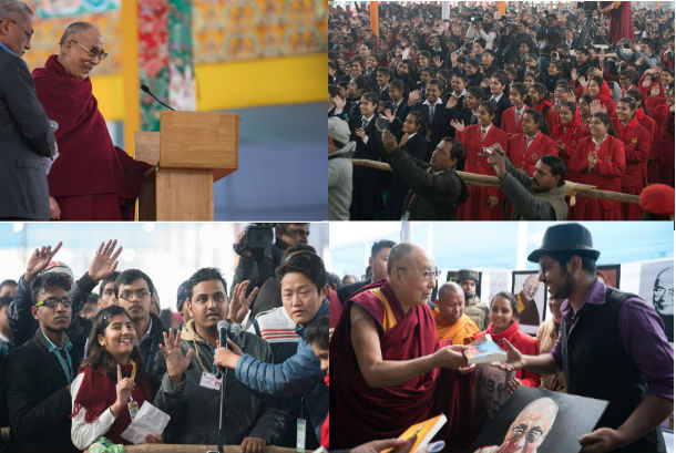 World peace can only be based on inner peace: Spiritual leader of Tibet - Tibet post International