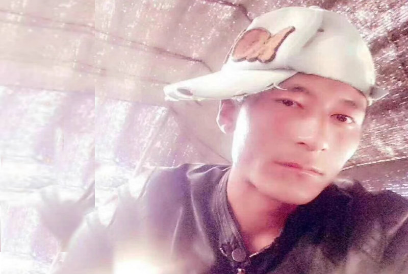 Konpe, aged around 30 years who set himself on fire in Ngaba in northeastern Tibet on December 23, 2017 has succumbed to his injuries the next day. Photo: TPI