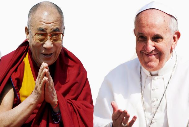 pope refuses to meet dalai lama