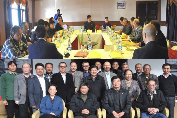Task-Force-Sino-Tibetan-negotiation-2015