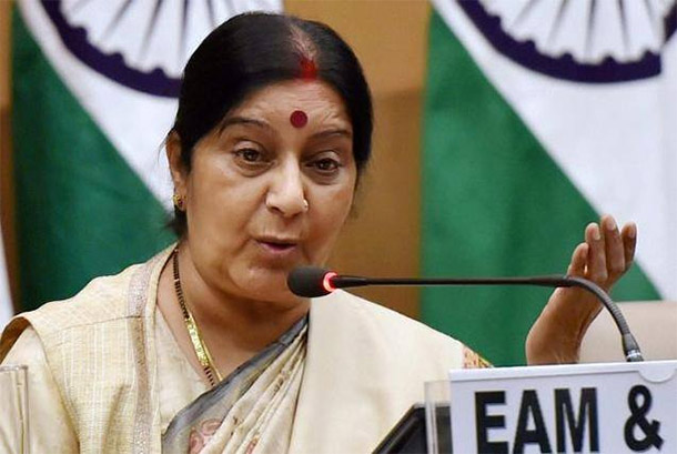 Sushma-Swaraj-Tibet-India-China