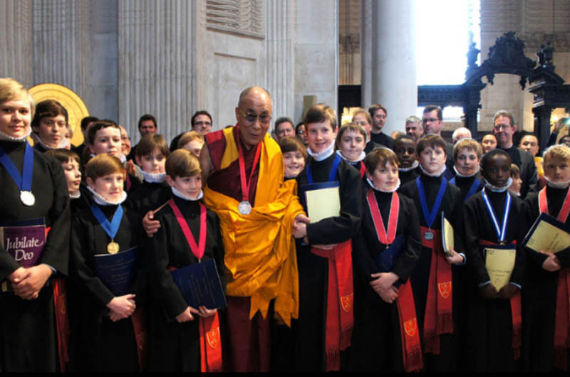 HHDL-With-Students