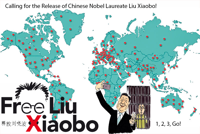 Global-calls-Liu-Xiaobo-China