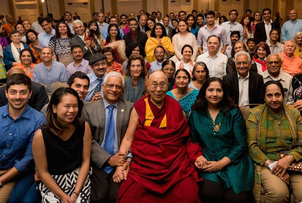 HHDL indian community in SD