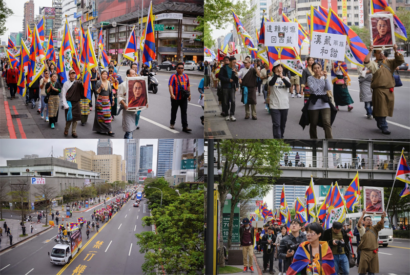 Tibet-Taiwan-Uprising-Day-2015