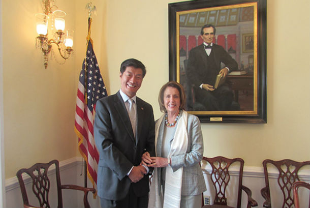 Tibet-US-Sikyong-Washington-DC-2015