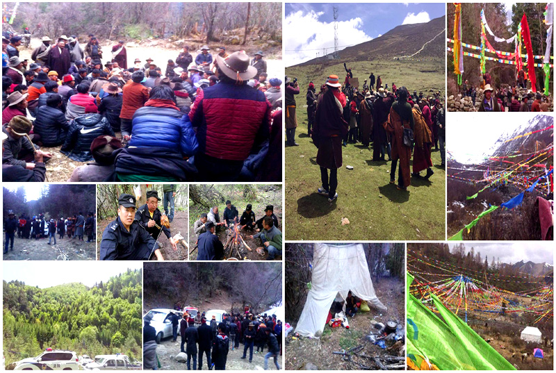 Tibet-Protest-Mining-2016-May