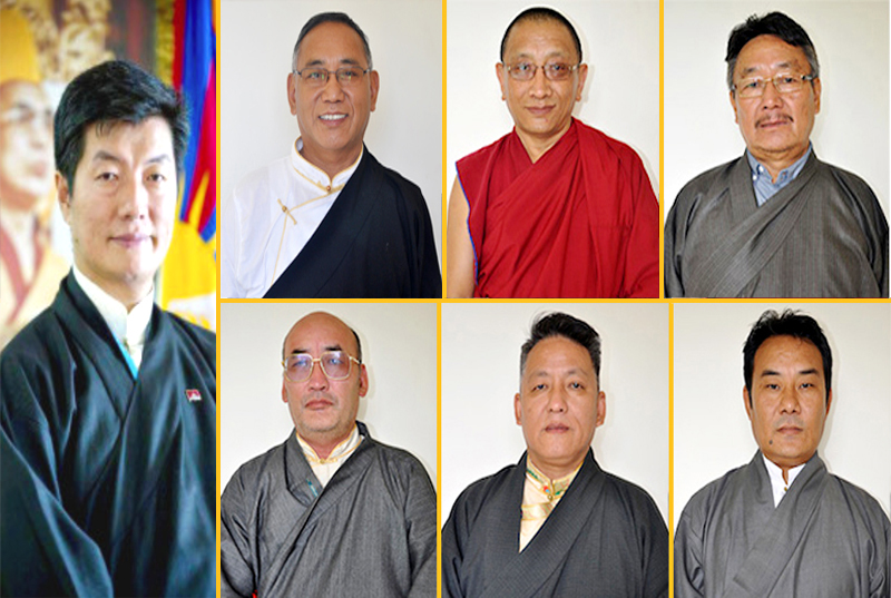 Sikyong's cabinet approved by the Tibetan Parliament-in-exile