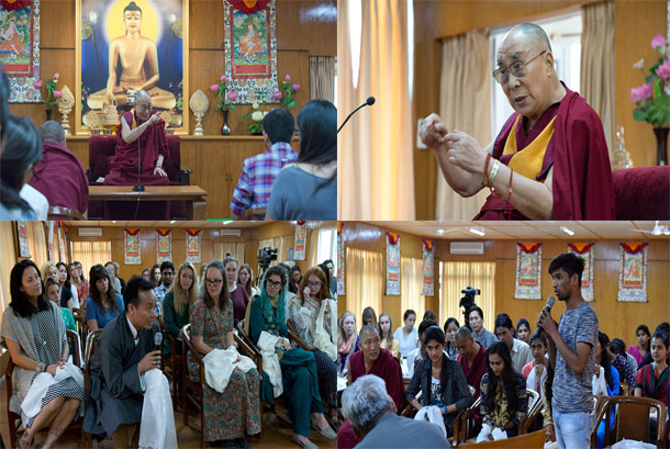 Combining stories reading tibetan medicine as