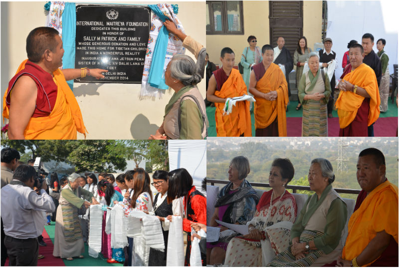 jetsun-pema-inauguration-matreya-foundation-november-2014