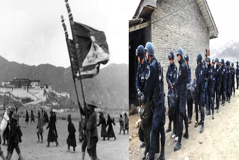 Tibet-Before-After-China