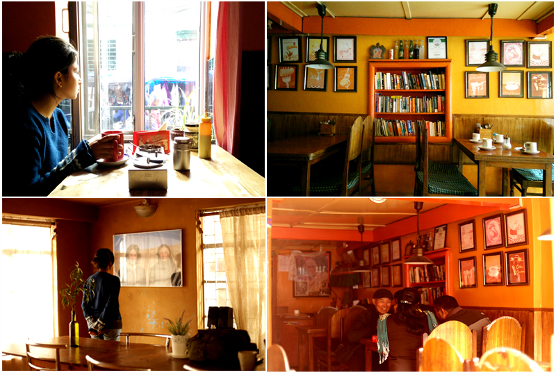 Cafes in McLeod Ganj- where Tibetan culture converges