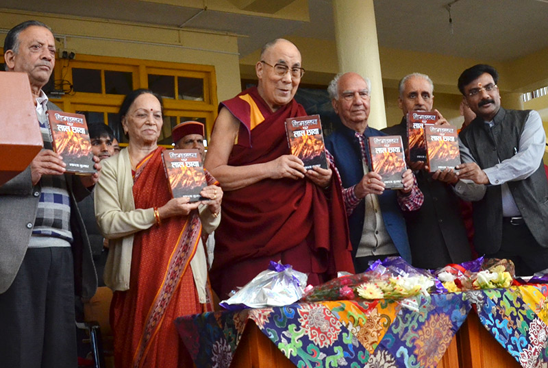 Tibet-India-Dalai-Lama-Book-2016