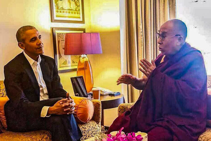 Tibet-USA-Barack-Obama-Delhi-Peace-2017