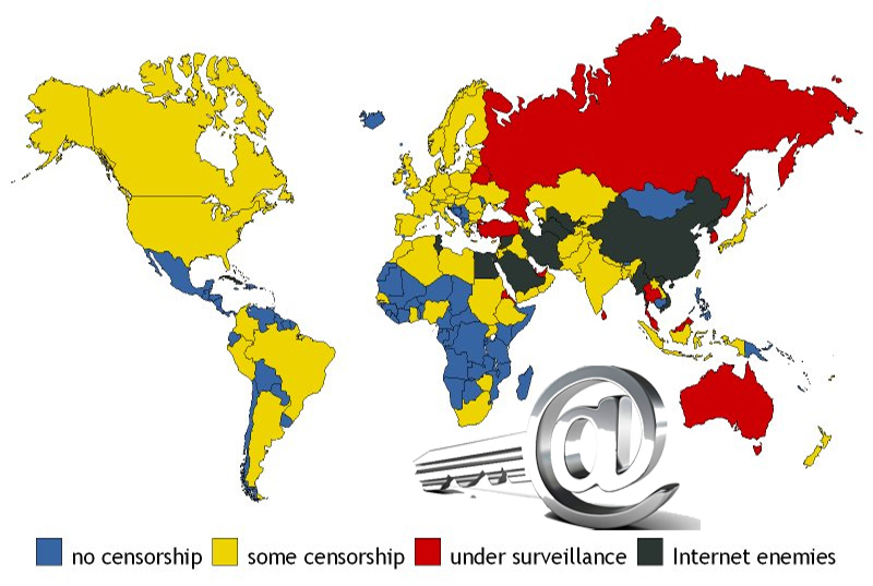 an analysis of the regulations to censor the internet Internet censorship bill would spell disaster for requirements on startups has the an unprecedented push towards internet censorship.