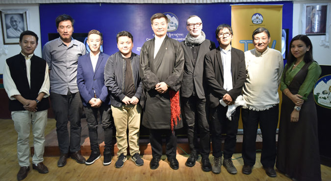 TTV-film making award-tibet-2017