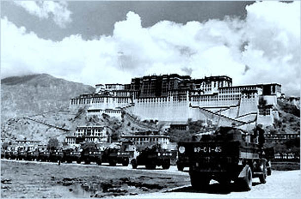an analysis of the chinese occupation in tibet as a tragedy China's train, tibet's tragedy analysis and writing the increasing number of chinese migrants to tibet and especially the capital lhasa after the arrival.