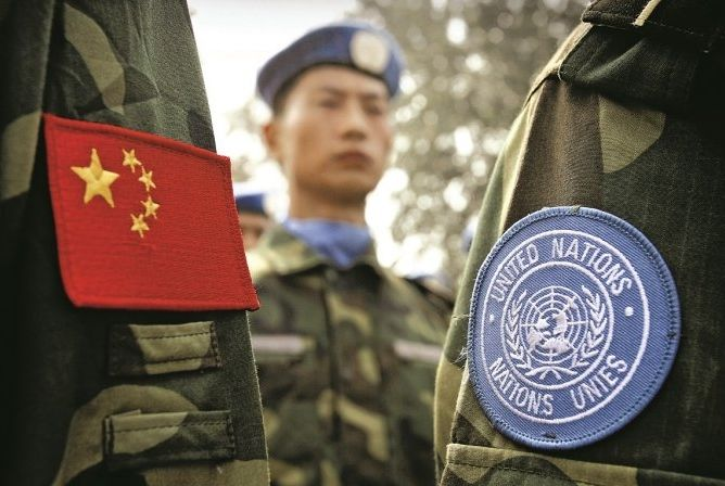 China and the UN