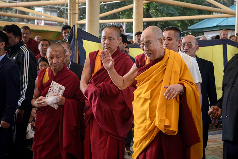 Tibet-Dalai-Lama-Buddhism-Teachings-2017