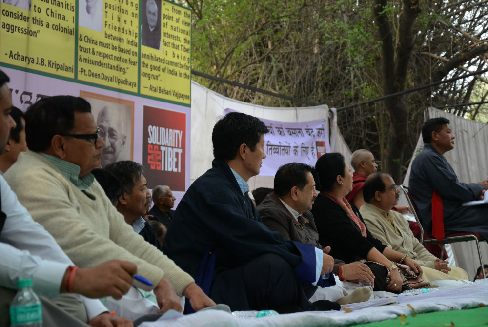 indian-tibetan-dignitaries-2013-jantar-mantar