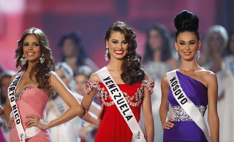 Miss Venezuela wins Miss Universe 2009 crown - Tibet post International
