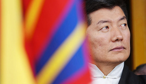 Dr Lobsang Sangay, President of the Central Tibetan Administration. Photo: TPI File