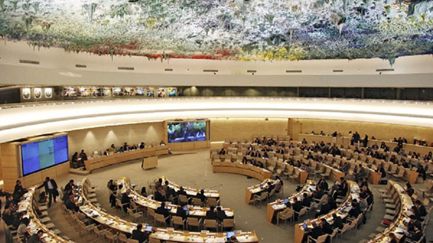 UN Human Rights Council is a United Nations System inter-governmental body responsible for strengthening the promotion and protection of human rights around the world. Photo: File