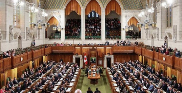House of Commons of Canada. Photo: File