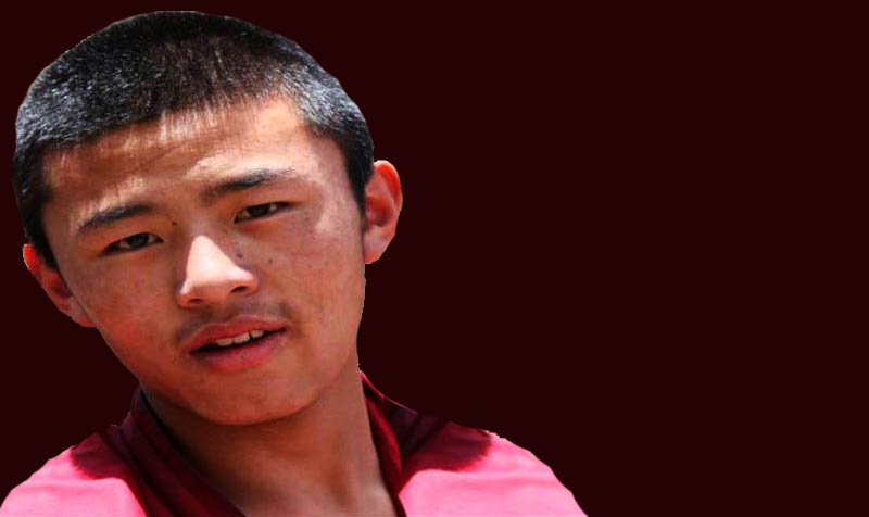 Two young Tibetans (Gedun Gyatso) set themselves on fire in Ngaba County of Tibet on Sunday (December 9, 2018) in protest against China's repressive rule. Photo: TPI
