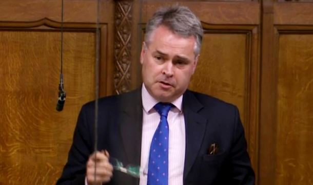 Rt Hon Tim Loughton MP, Co-Chair of All Party Parliamentary Group for Tibet. Photo: File