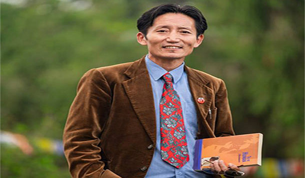 Interview with the Tibetan man who founded