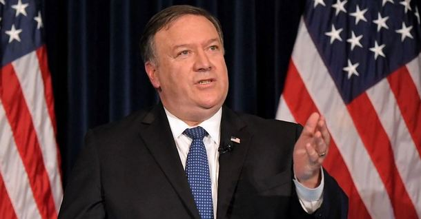United States Secretary of State Mike Pompeo. Photo: State Department