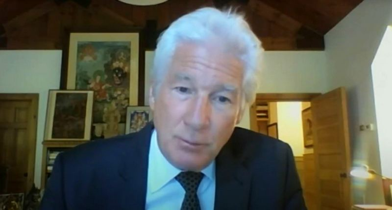 International Campaign for Tibet Chairman Richard Gere was one of the panelists who testified. Photo: ICT