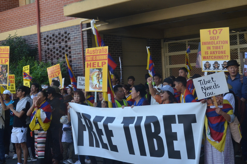 Tibet Photos of the Week: The illegal occupation of Tibet turns 60