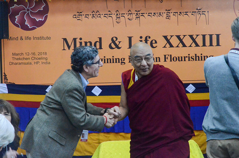XXXIII Mind and life Dialogue begins in Dharamshala, India