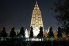 The Mahabodhi temple in Bodghaya. Photo: file