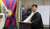 President Dr Lobsang Sangay addressing Tibetan community in Canberra, 6 December 2018. Photo/Namgyal Tsewang/CTA