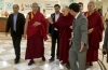 Spiritual leader of Tibet discharged from hospital, says he feels Normal