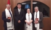 Senator Thanh Hai Ngo with Committees on Human Rights and Foreign Affairs and International Trade welcomed President Dr Lobsang Sangay, on 14 June 2018. Photo: File