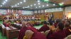 Kalon Ven Karma Gelek Yuthok, Department of Religion and Culture, CTA addressing the 14th Tibetan Religious Conference convened at the CTA headquarters, Dharamshala, India, November 27, 2019. Photo: TPI/Yangchen Dolma