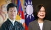 Congratulating President Dr Tsai Ing-wen, President Dr Lobsang Sangay says Taiwan deserves full-fledged affiliation with WHO. Photo: File
